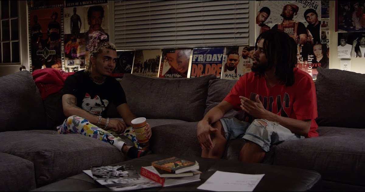 J.コール、リル・パンプとのインタヴュー動画を公開