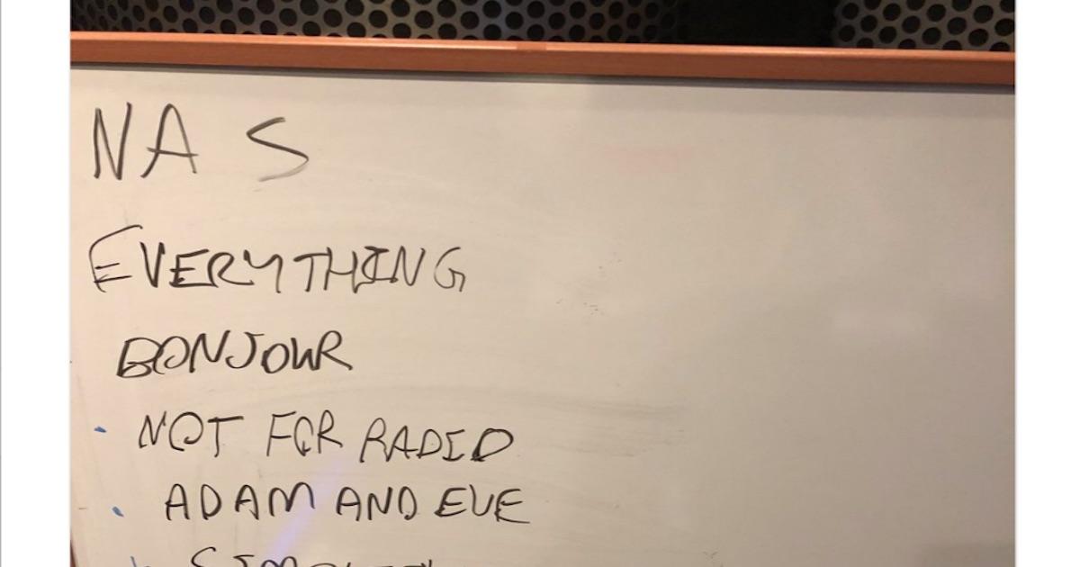 カニエ・ウェストがプロデュースするNasの新アルバムのトラックリストが公開。立て続けにリリースされるアルバムに込められた想いを語る。