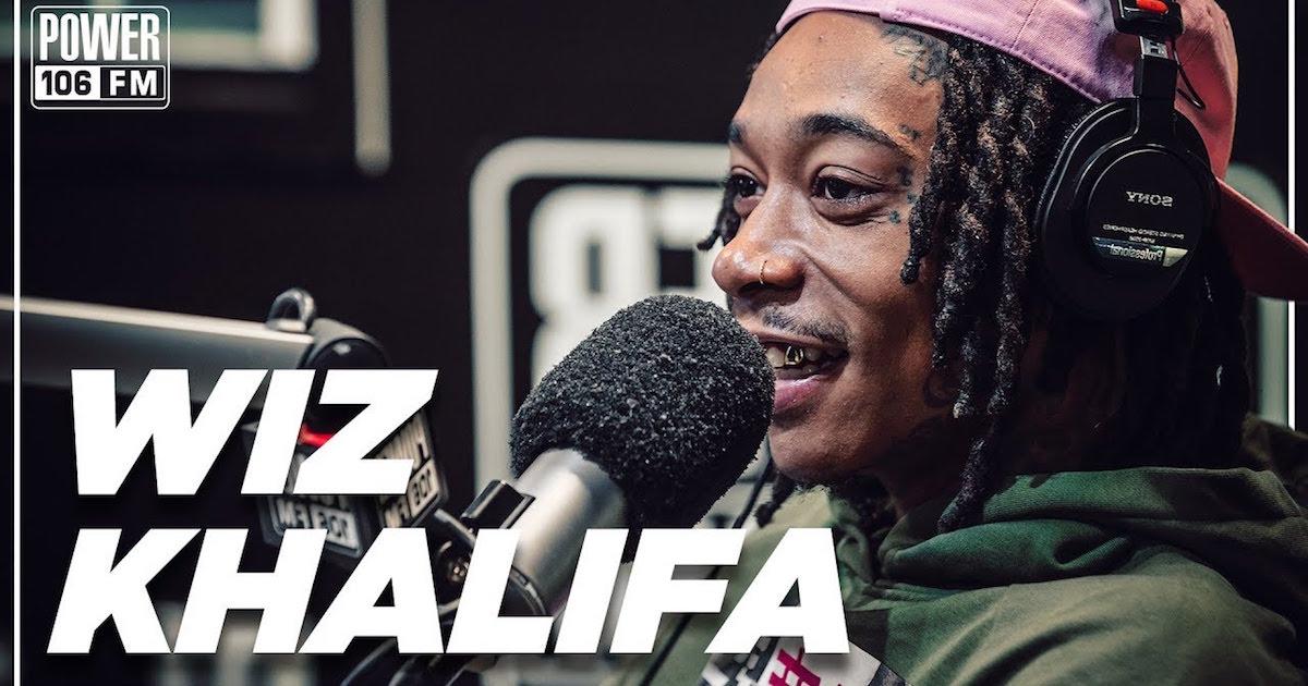 Wiz KhalifaがR&Bアルバムの完成が近いと語り、ボーカルトレーニングを受けていることも明かす。