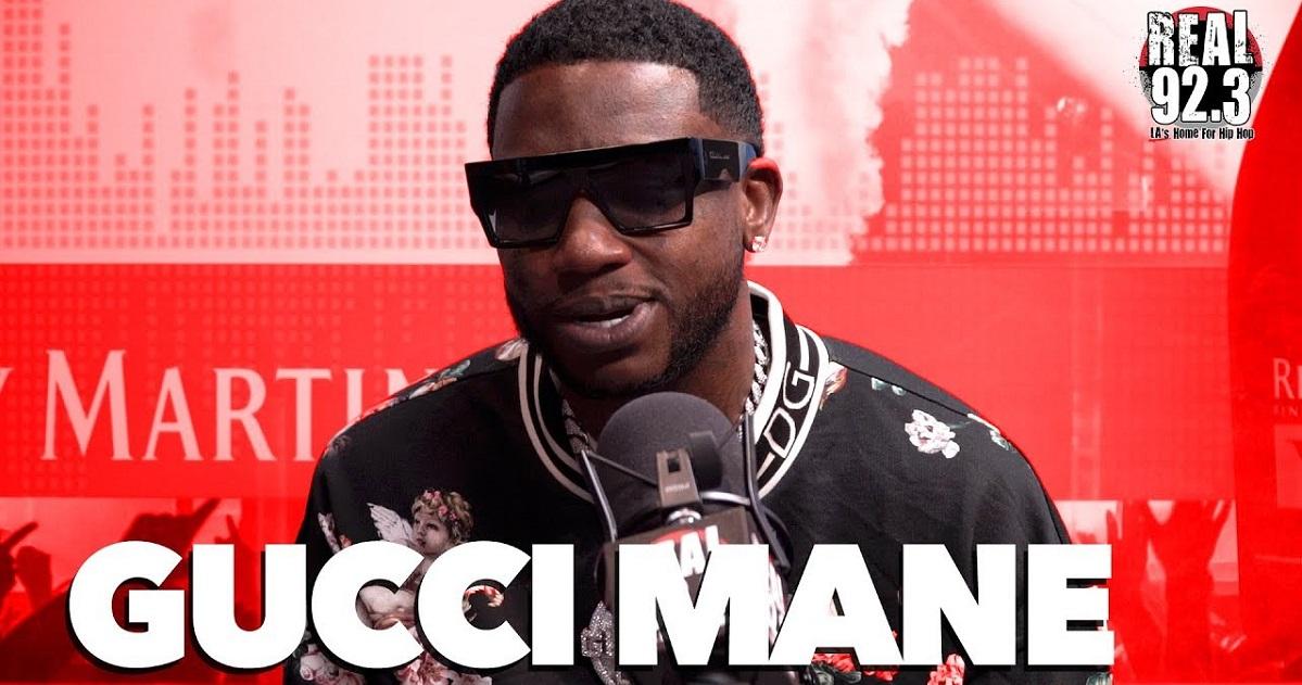 Gucci Maineが服役中のTekashi 6ix9ineにアドバイスとエールを送る。