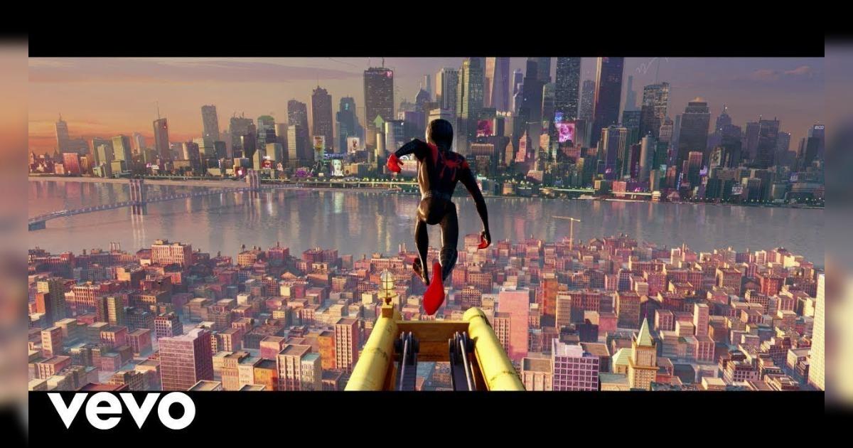 「スパイダーマン:スパイダーバース」のサウンドトラックにPost Malone、Lil Wayne、Jaden Smithなどが参加。他の豪華参加アーティストもチェック。
