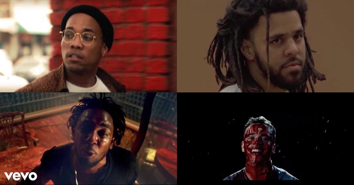 今週のHIP HOP DNAニュースまとめ:2018年3月18日〜3月22日。ロジックの新曲、Nasとトラヴィス・スコットの対談、J. Coleのインタビュー。