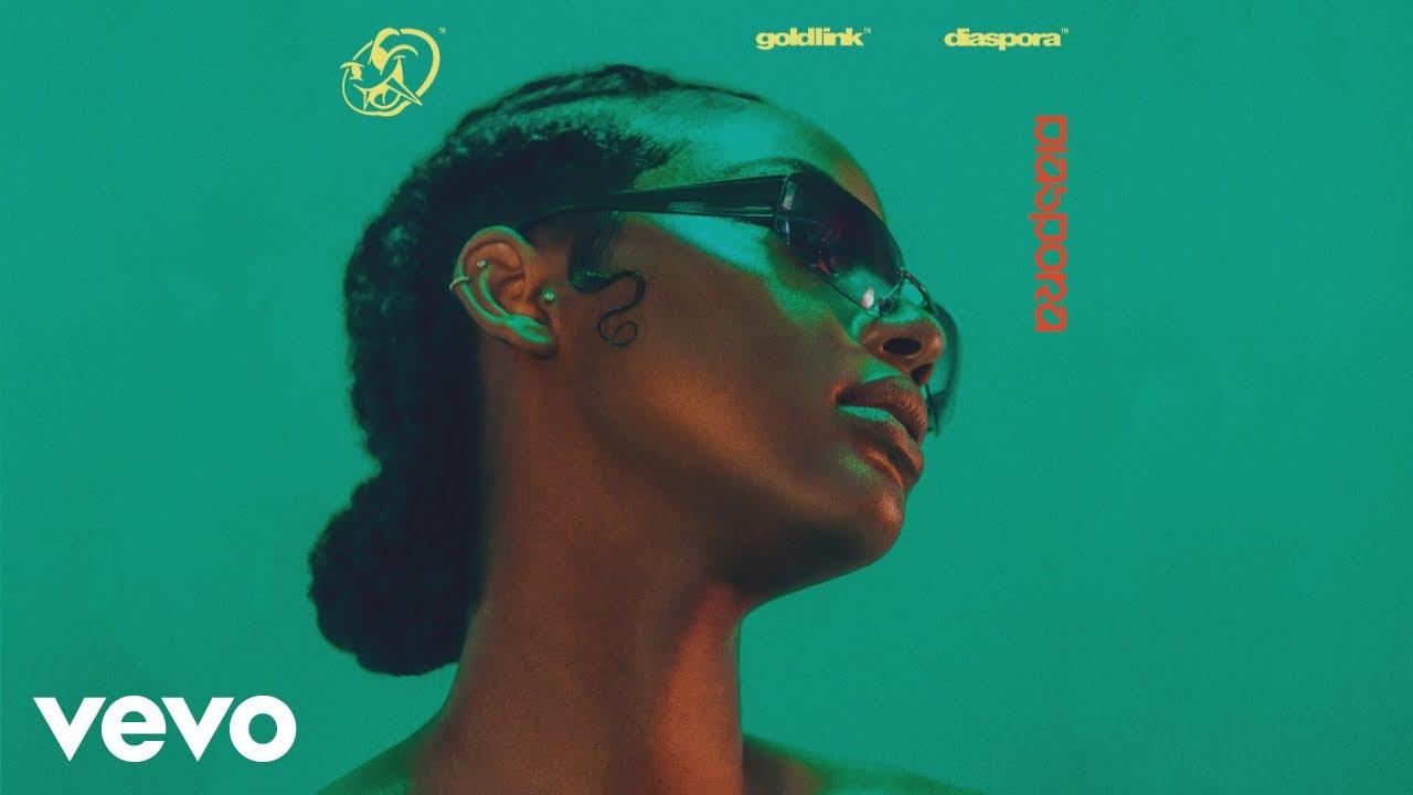 GoldLinkが新アルバム「Diaspora」をリリース。Tyler, The Creator、Pusha T、Khalidなどのアーティストが参加