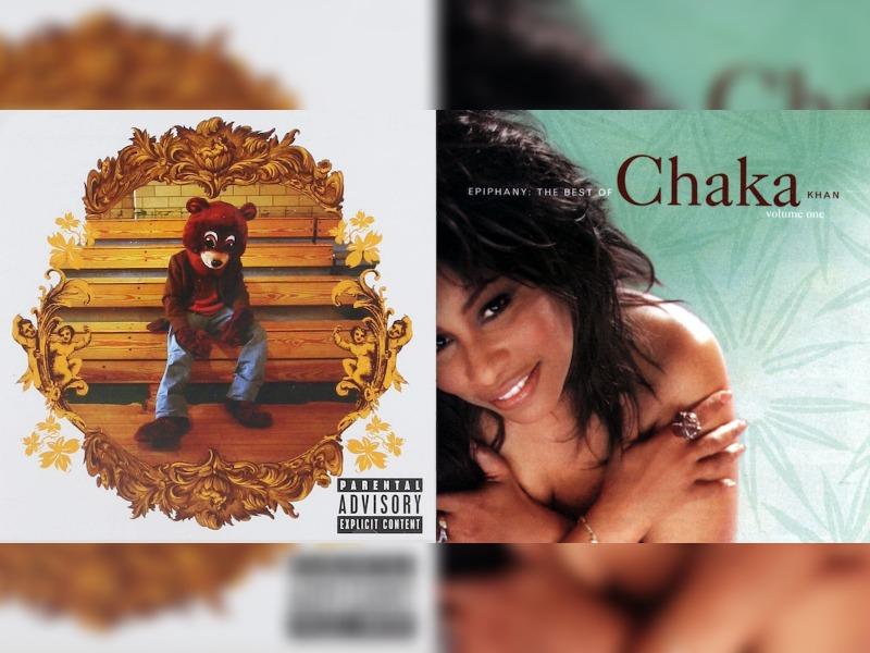 チャカ・カーンの名曲をサンプリングしたKanye West(カニエ・ウェスト)の代表曲「Through the Wire」。チャカ本人は「嫌いだった」と明かす。