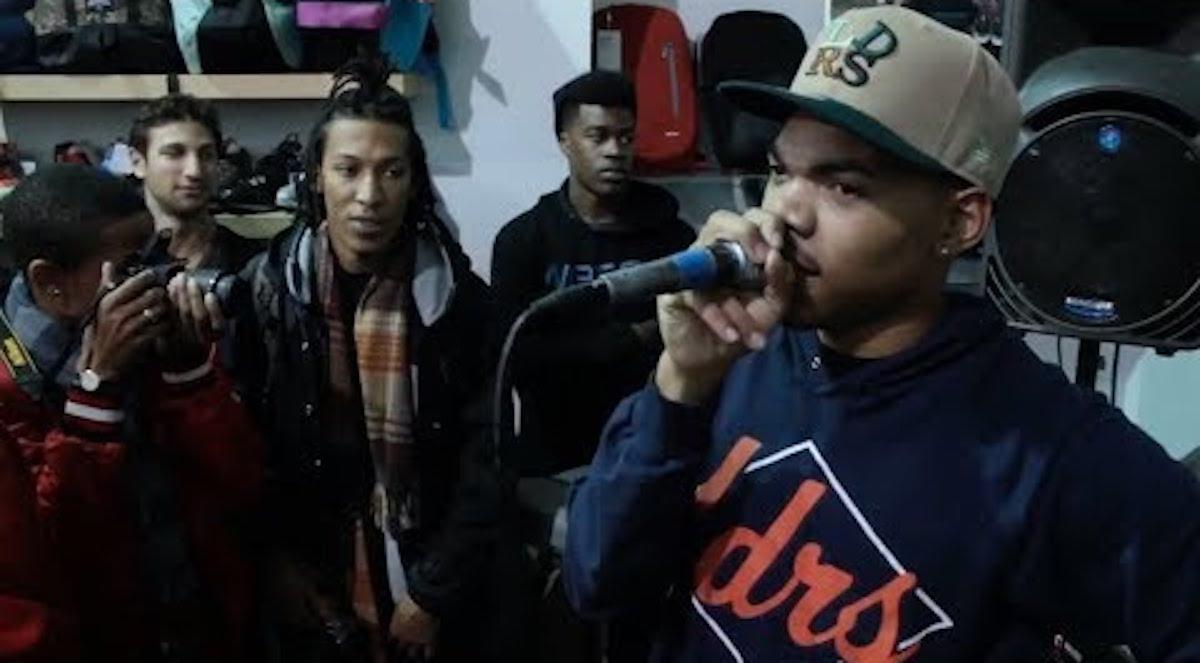 Chance the Rapper(チャンス・ザ・ラッパー)がデビュー・アルバム「The Big Day」のリリース日を発表。トラックリストも一部公開