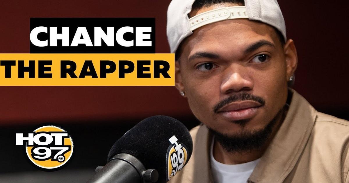 Chance the Rapper(チャンス・ザ・ラッパー)が自身を「最も偉大なラッパートップ5」の一人であると語る。「しかも5位でもないね。」