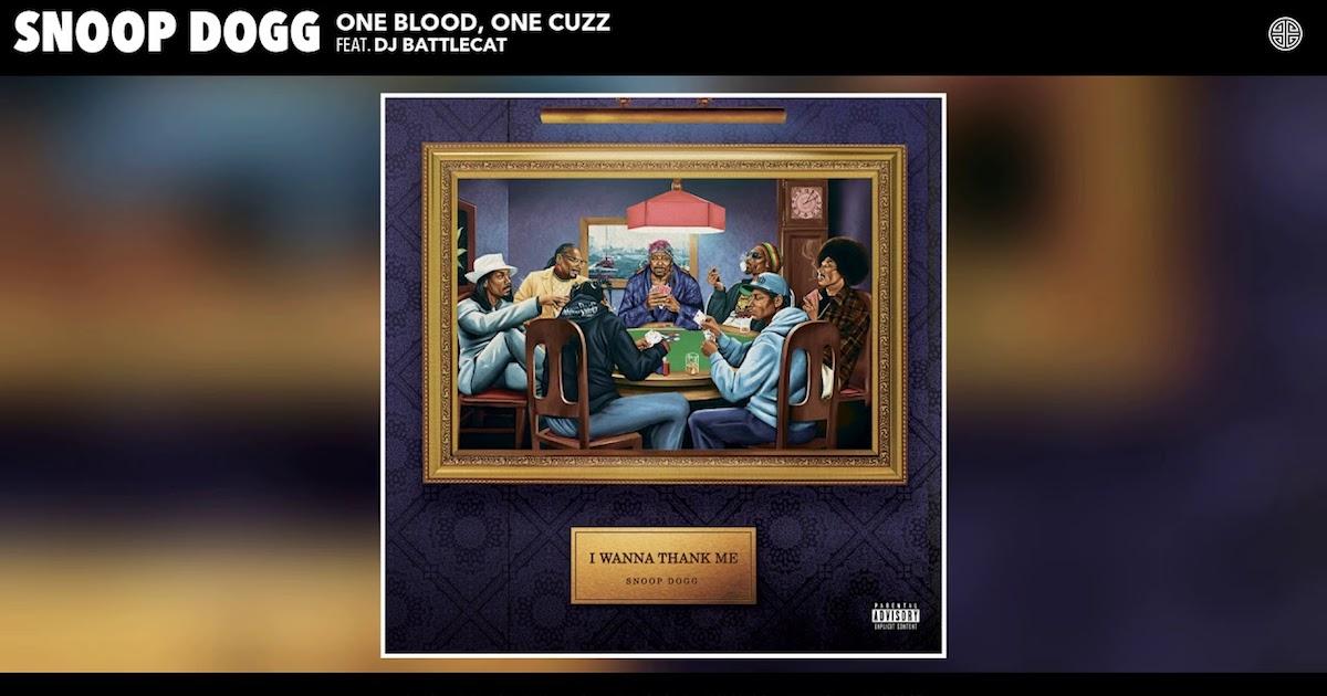 スヌープ・ドッグが新曲「One Blood, One Cuzz」にてギャング同士の和平を説く