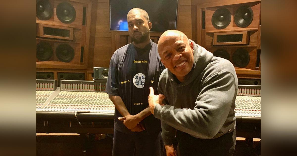 カニエとDr. Dreが「Jesus Is King」の続編に取り組んでいることが明かされる。