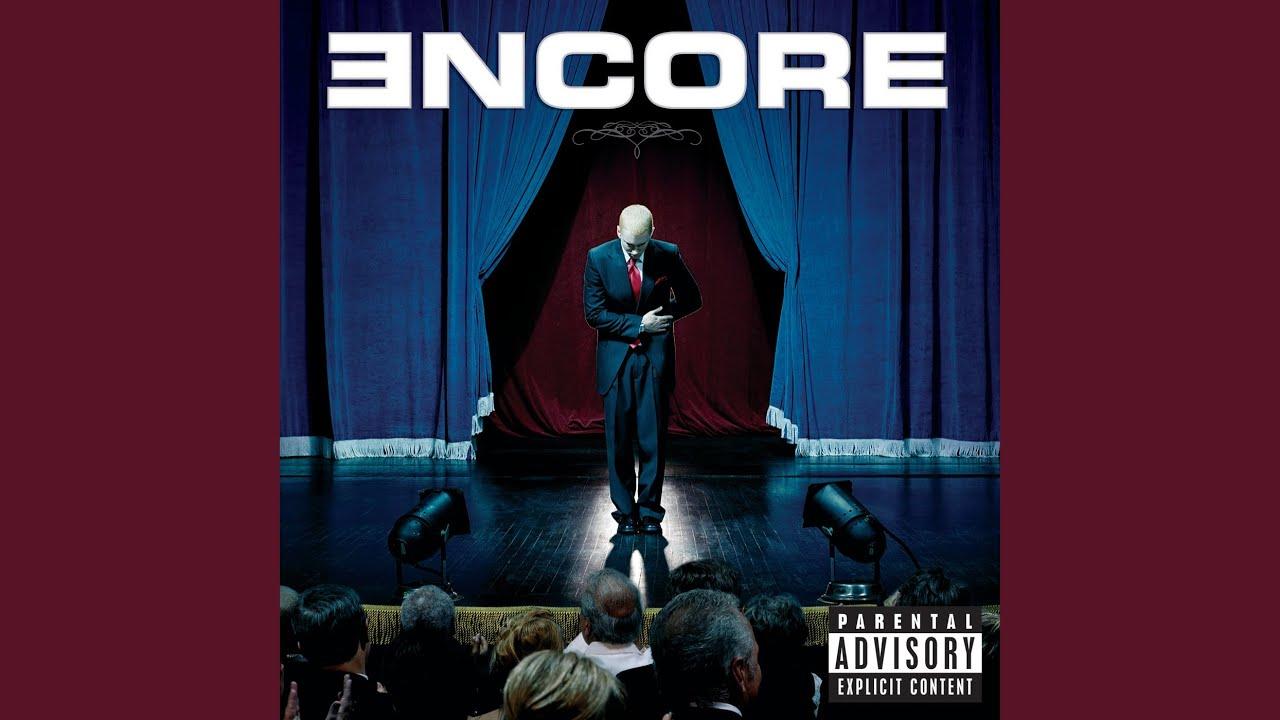 エミネムのアルバム「Encore」が15周年を迎える。リリース前の楽曲流出がいかにアルバムの内容を変えたか本人が語る。