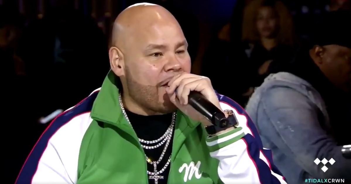 Fat Joeが大金持ちから一文無しになった失敗談を語る「毎日5万ドルの現金を引き落としていた」