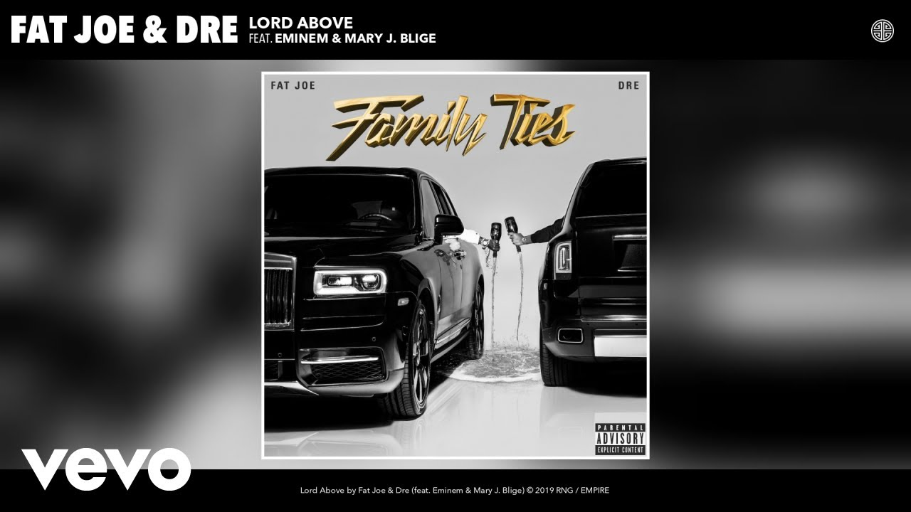 エミネムとMary J. BligeがFat Joeの新曲「Lord Above」に参加。「最近のエミネムのヴァースの中で最もいい」