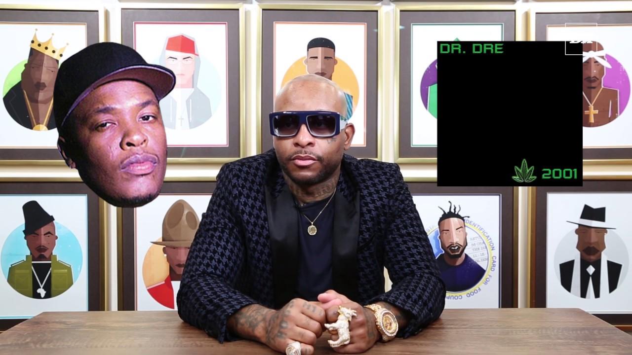 """ケンドリック・ラマー、エミネム、Royce da 5'9""""に向けてDr. Dreがした共通のアドバイスとは?お金と成功におけるメンタリティ"""