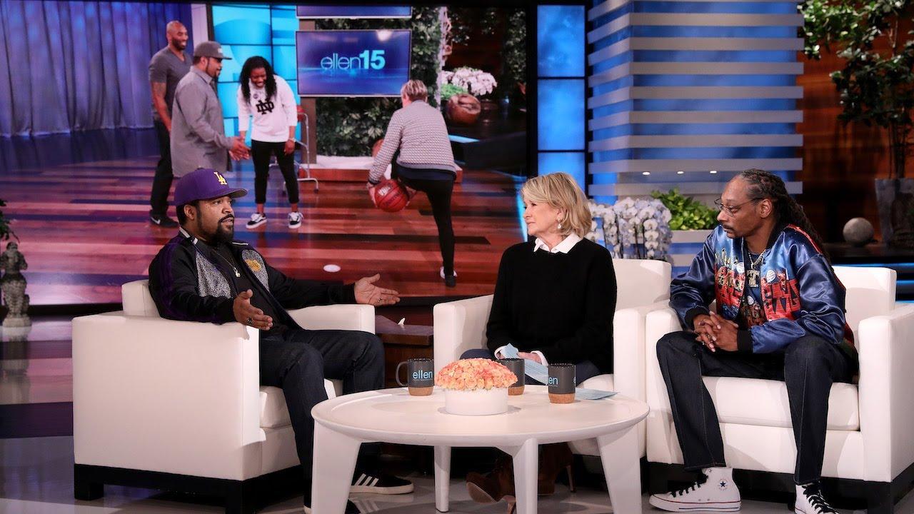Ice Cubeがスヌープ・ドッグとの出会いについて語る。「俺はすぐその場から去った」