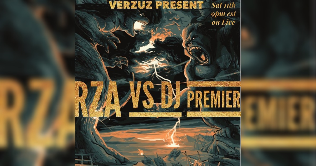 インスタライブのバトル企画にDJ PremierとRZAが参加!レジェンド2人のインスタ・ライブをお見逃しなく