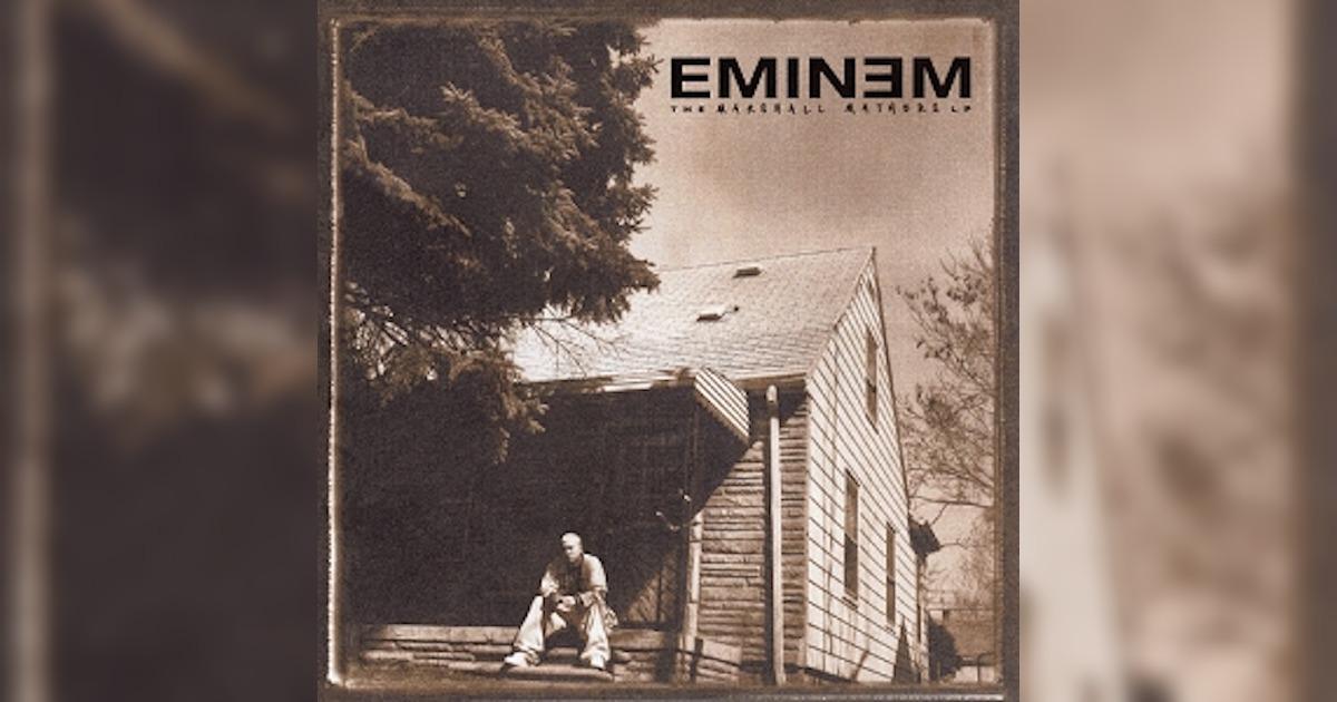 エミネム「The Marshall Mathers LP」が20周年。大ヒットアルバムの豆知識を5つ紹介
