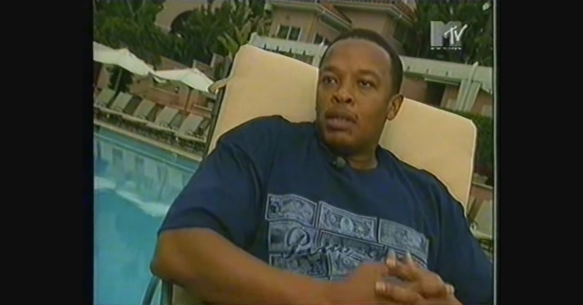 ドクター・ドレーの1999年のMTVインタビューを振り返る。ワックだと思うプロダクションや、苦手なタイプのヒップホップについて語る。