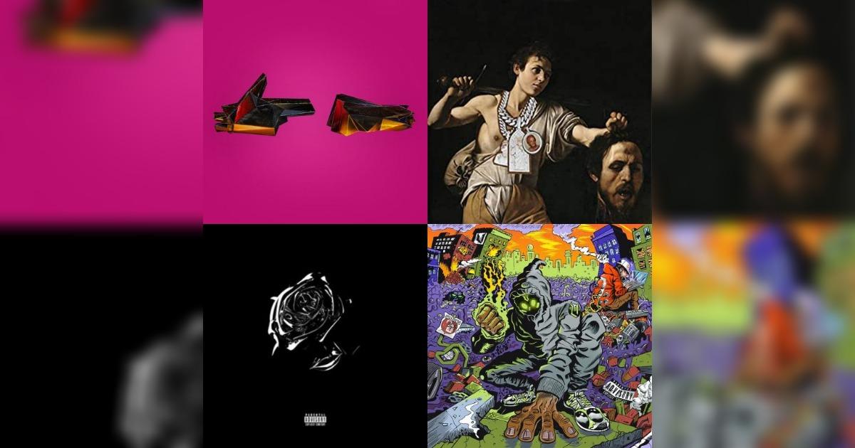 2020年上半期ベストヒップホップアルバムを紹介。Run The Jewels、Denzel Curry、Royce Da 5'9など