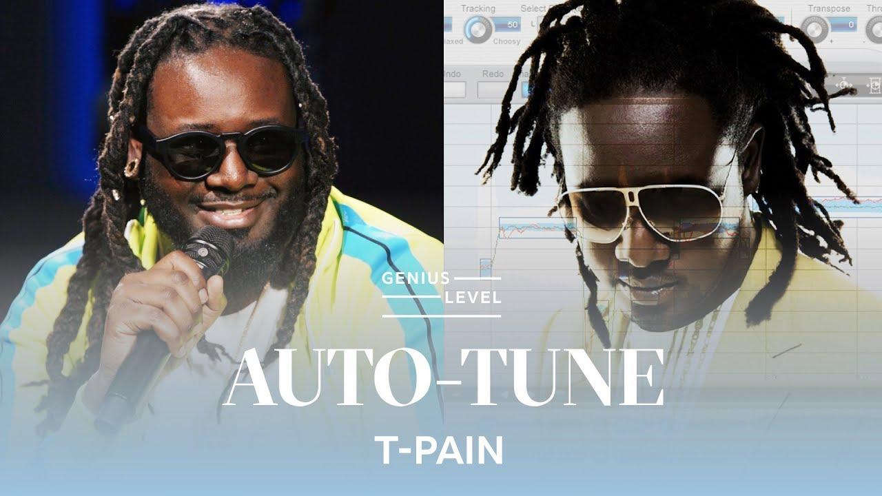 オートチューンの歌唱スタイルを広めたT-Painが、オートチューンを使いはじめた理由を語る。