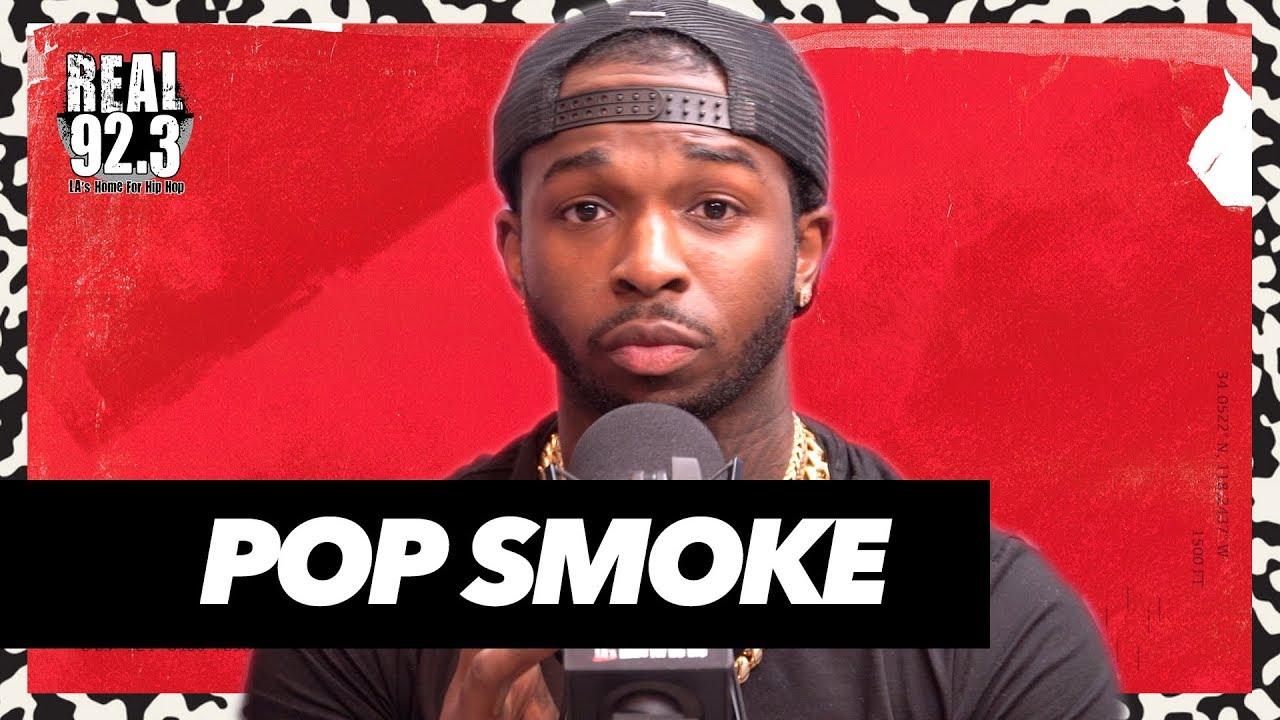 50 Centプロデュースの遺作がリリースされたPop Smoke。次世代の50 Centと呼ばれた彼の夢が叶った瞬間。