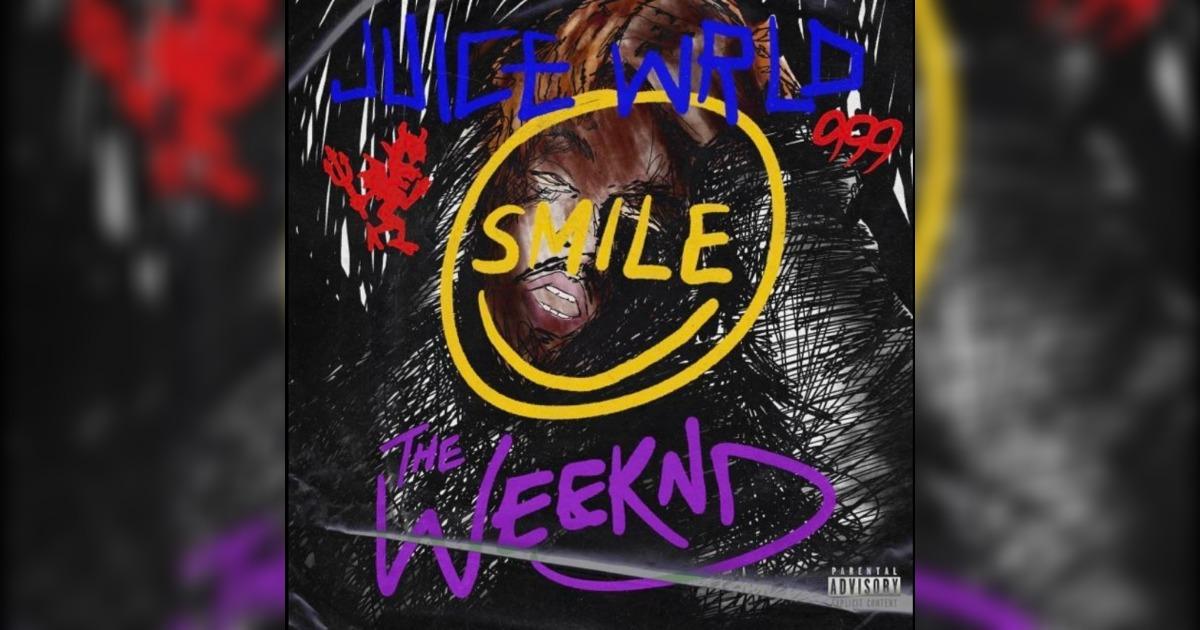 Juice WRLDとThe Weekndのコラボ曲「Smile」がリリースされる。