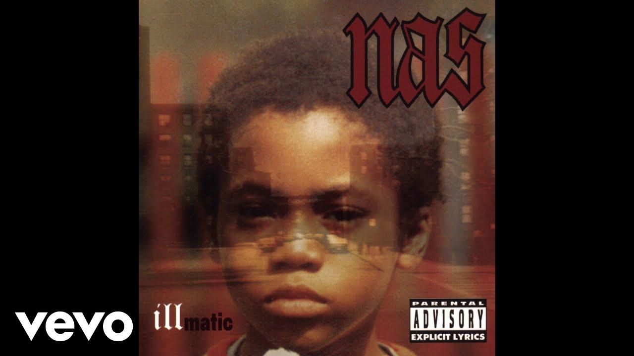 Nas(ナズ)の伝説のデビューアルバム「Illmatic」のサンプリング元ネタを紹介