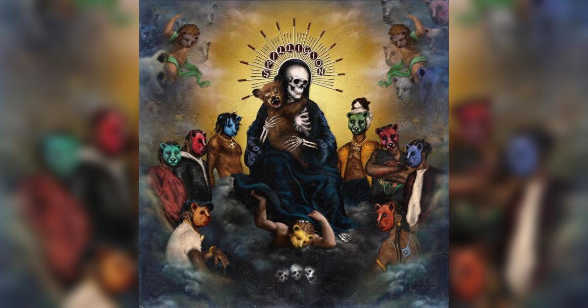 6Lack、JID、Earthgangなど所属のクルー「Spillage Village」が新アルバム「Spilligion」をリリース。チャンス・ザ・ラッパー、マセーゴ、Ari Lennoxなどがゲスト参加。