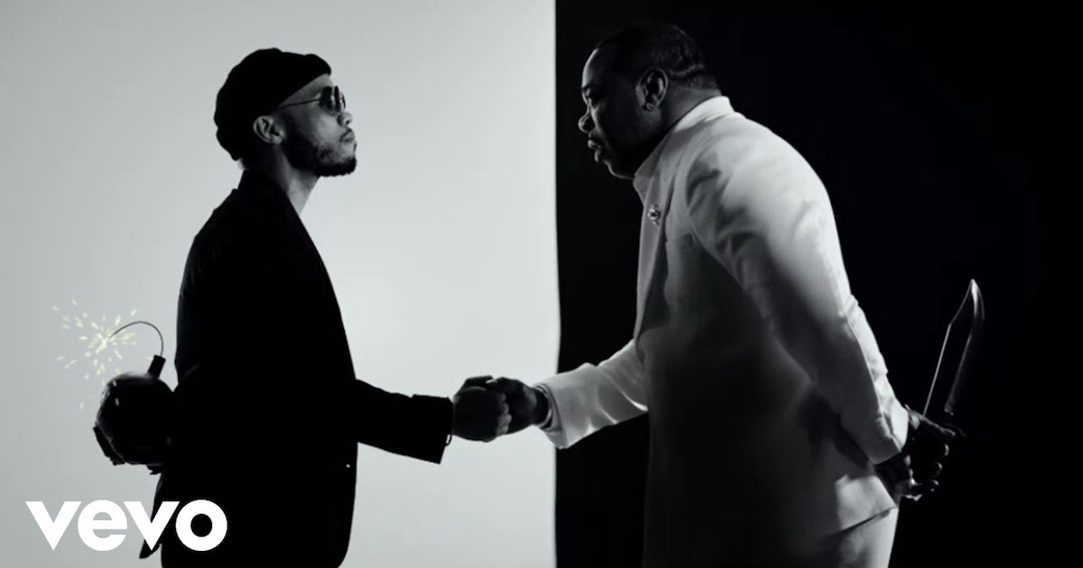 バスタ・ライムスがアンダーソン・パークをフィーチャリングした新曲「YUUUU」とMVを公開