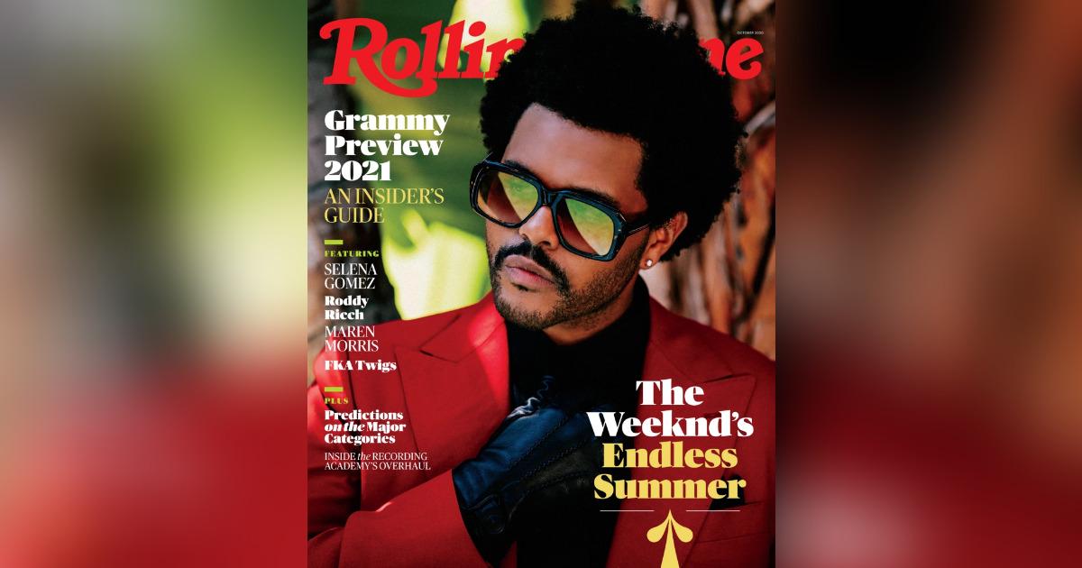 The Weekndが早くも新アルバムについて語る。そのリリース時期とは?