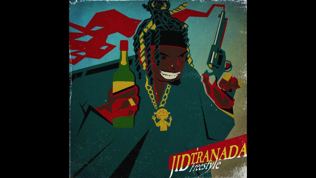 JIDとケイトラナダが新曲「JIDtranada Freestyle」を公開