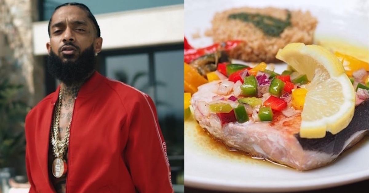 ヒップホップから学ぶ世界の食文化。カニエ・ウェストや二プシー・ハッスルがラップした世界の料理を紹介。