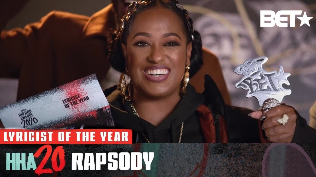 Rapsody(ラプソディー)が2020年のリリシスト・オブ・ザ・イヤーに選ばれる。BET Hip Hop Awardsの様子をチェック
