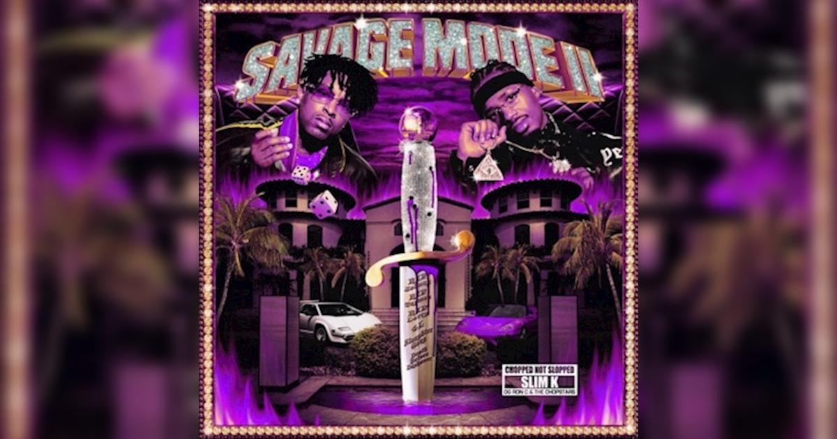 21・サヴェージとメトロ・ブーミンの「SAVAGE MODE II」のチョップド&スクリュードリミックス版がリリースされる。Three 6 MafiaのDJ Paulも歓喜