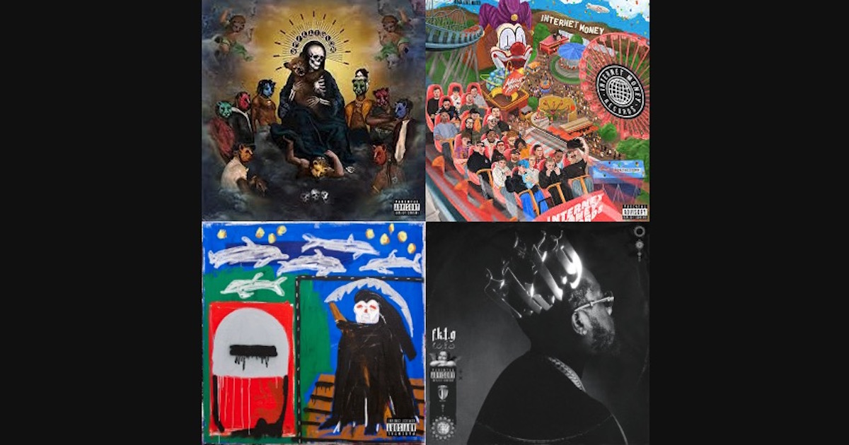 2020年下半期ベストヒップホップアルバムを紹介。Nas、Spillage Village、Blu & Exile、インターネット・マネーなど