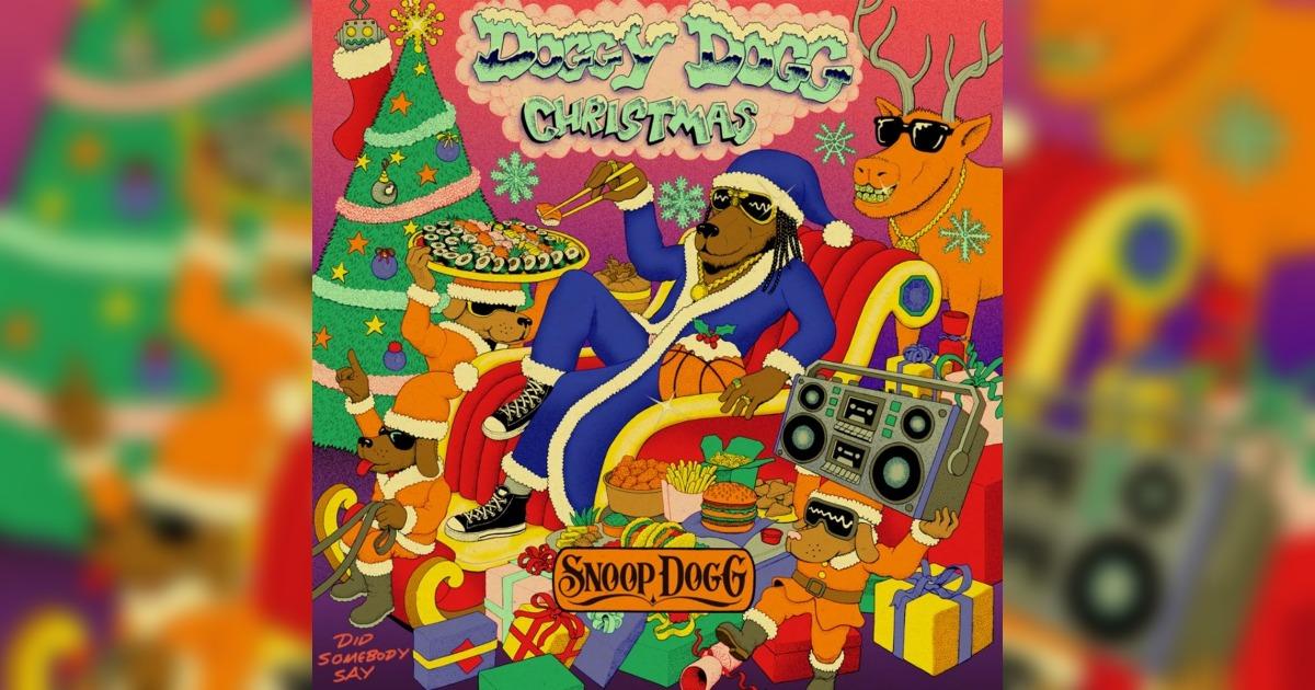 スヌープ・ドッグがホリデーシーズン向けてクリスマスG-Funk「Doggy Dogg Christmas」をリリース
