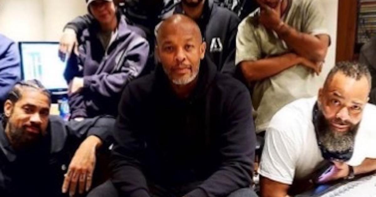 Dr. Dre(ドクター・ドレー)の幻のアルバム「Detox」がついに2021年にリリースか?退院時の投稿にヒントとなるハッシュタグが。