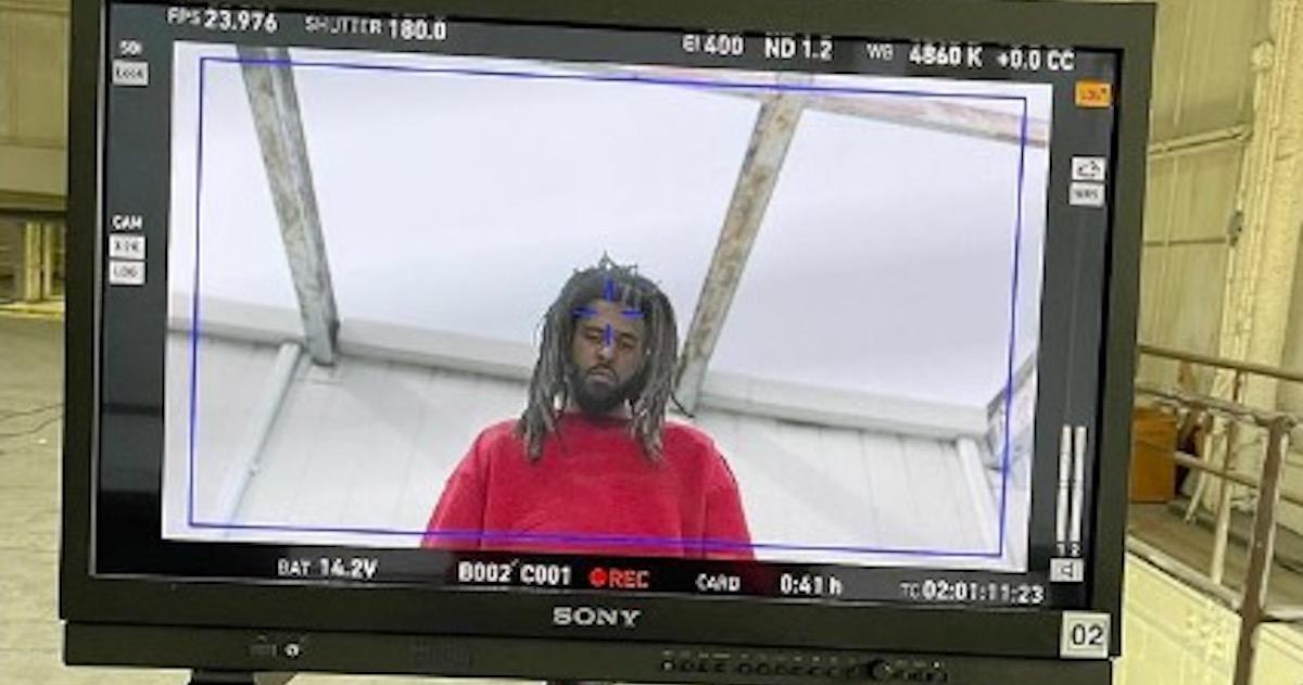 J. Cole(J・コール)が新ミュージックビデオを撮影している様子が公開される。「The Off-Season⏳」