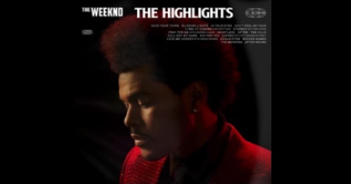 The Weeknd(ザ・ウィークエンド)がグレイテスト・ヒッツ・アルバム「The Highlights」をリリース。「Can't Feel My Face」や「Often」、「Blinding Lights」など合計18曲が収録