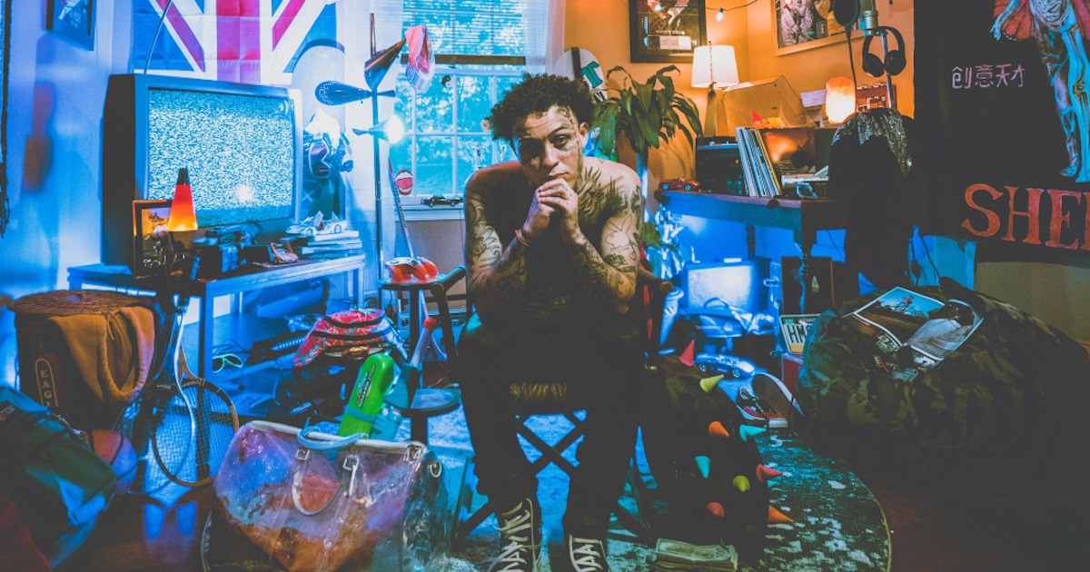 Lil Skies(リル・スカイズ)が新アルバム「Unbothered」をリリース。ウィズ・カリファやLil Durkが参加。