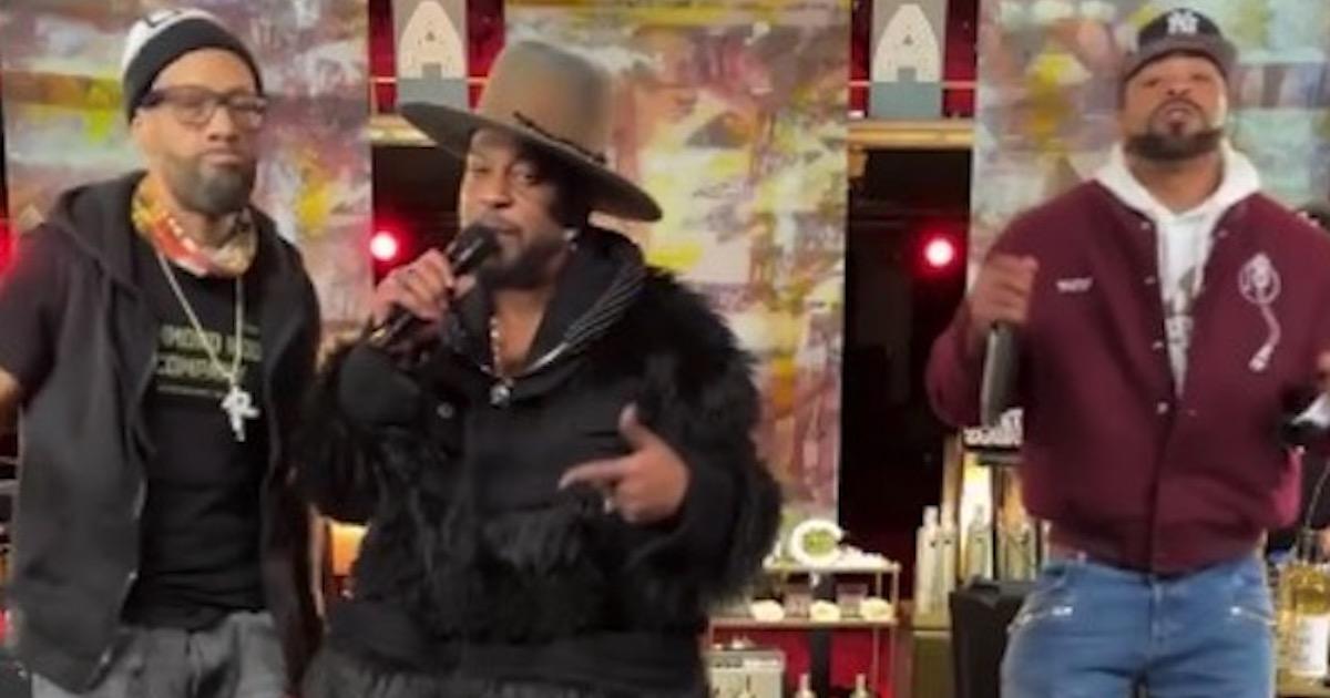 ディアンジェロがD'Angelo & Friends名義で「Verzuz」に出演。Method Man、Redman、H.E.R.などが参加したパフォーマンスは要チェック