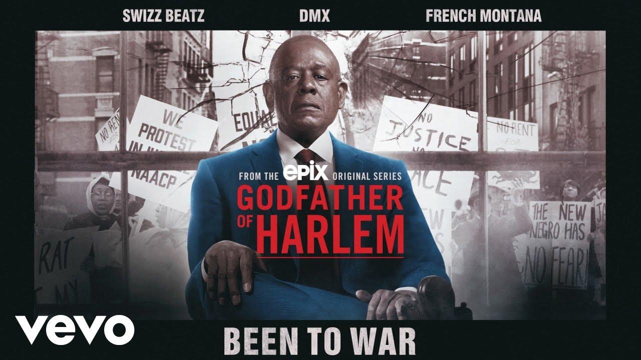 DMXの新曲「Been To War」がリリースされる。Swizz Beatzとフレンチ・モンタナが参加