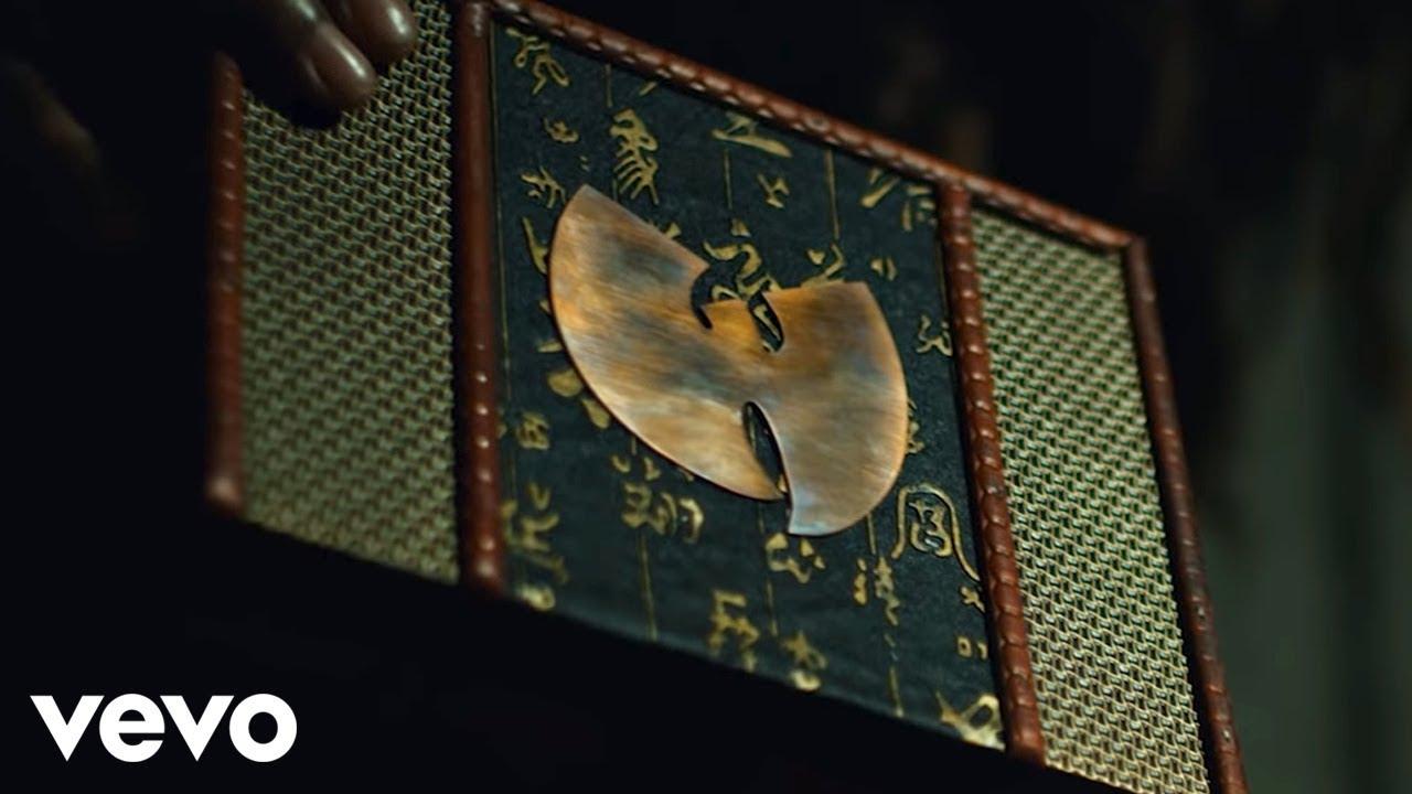ウータン・クランのあの有名ロゴの制作秘話。「あのデザインは一晩で書いた」